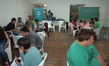 Continúa exitosamente el curso de Comunicación en la sede del AFSCA