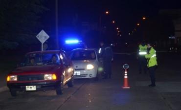 Infraccionaron a conductor que iba alcoholizado y en contramano