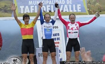 Francisco Posse Subcampeón Argentino