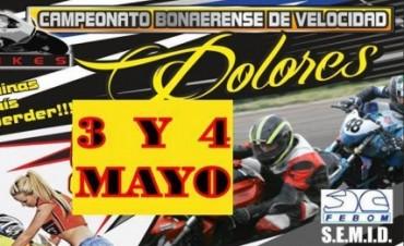 Motocilcismo Edgardo Prieto en Dolores