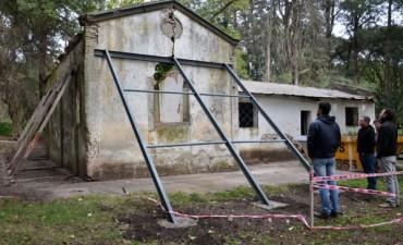 Monte Peloni:finalizaron las primeras obras del Sitio de la Memoria