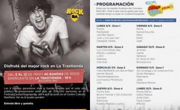 Tres bandas de Olavarría tocarán en La Trastienda por el Rock BA