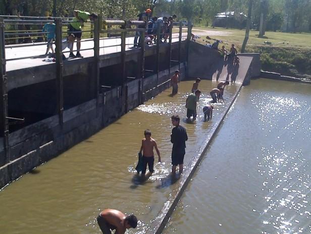Jornada de Pesca y Recreación en la Laguna Blanca Grande
