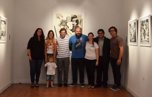 Grabados y dibujos en el Museo Dámaso Arce