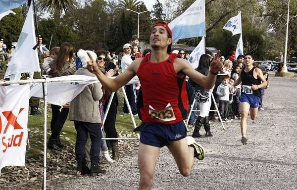 Palabra de ganador: Ramiro Ponce  de la Maratón Malvinas