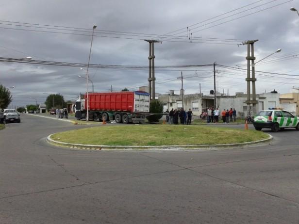Continúa en Terapia Intensiva el niño involucrado en el fatal accidente de Urquiza y Sarmiento