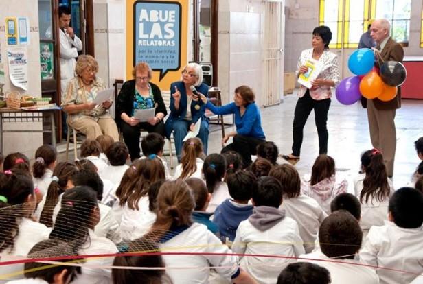 Programa de Abuelas Relatoras por la Identidad, la Memoria y la Inclusión Social