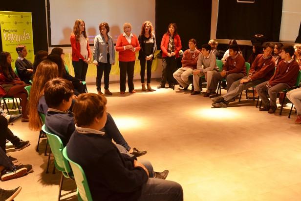 Nuevos Jóvenes Promotores de Salud se suman a las tareas de prevención y promoción de hábitos saludables