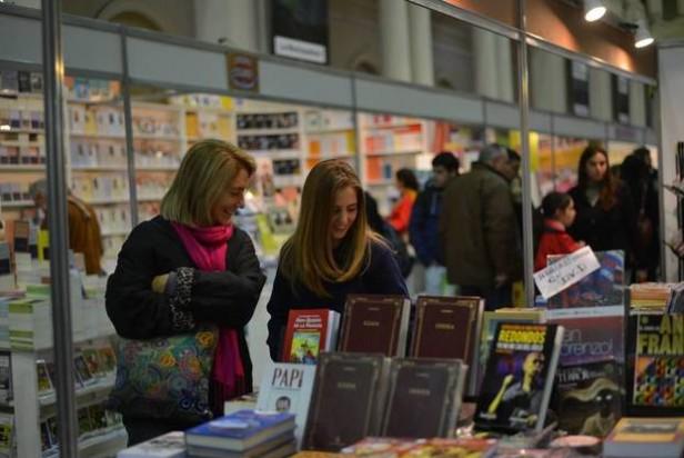Hoy empieza la 41 ediciòn de la Feria del libro en la Rural de Buenos Aires