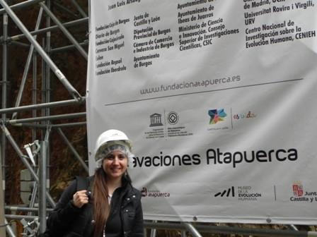 Investigadora de FACSO  en España