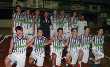 Liga Juniors: Racing se trajo un valioso triunfo de Mar del Plata