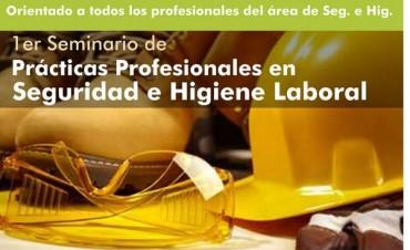 Seminario de Prácticas Profesionales en Seguridad e Higiene Laboral