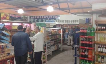 Inauguró Autoservicio Otoniel