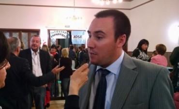 """Iguerategui: """"tenemos un gobierno que está pensando en Olavarría de acá a 20 años"""""""