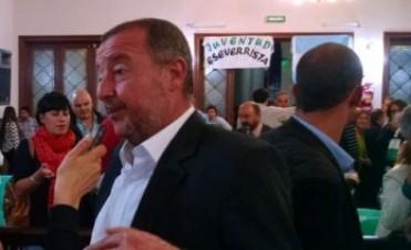 """Bajamón: """"se da un panorama positivo de Olavarría"""" pero no se reconoce la política nacional"""