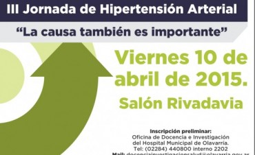 III Jornada de Hipertensión Arterial
