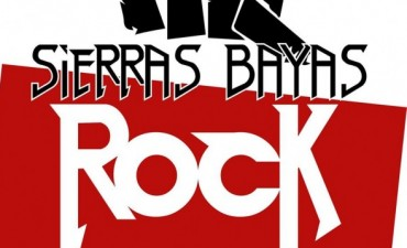 Primera edición del Festival Sierras Bayas rock