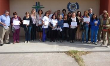 Reconocimiento de Ciencias de la Salud a los Centros de Salud