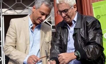 """José Eseverri: """"que sea el mandato de un pueblo que le imponga la necesidad de renovar las esperanzas"""""""