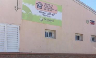 """Impusieron el nombre """"Néstor Laffitte"""" al Centro de Salud 8"""