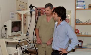 Nuevo equipamiento para Gastroenterología en el Hospital