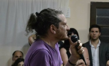 El filósofo Sztajnszrajber vuelve a Olavarría
