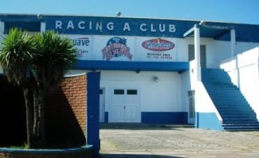 Racing cumple 99 años