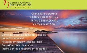 Charla gratuita sobre Biología Total
