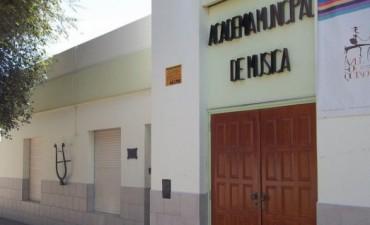 Convenio entre Institutos de Música de Olavarría y Azul