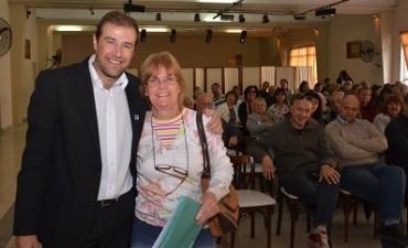 120 nuevos jubilados en la ciudad de Olavarría