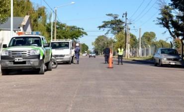 Tránsito: en marzo se realizaron más de 900 infracciones