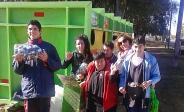 Nuevo EcoCanje en el Parque Eseverri