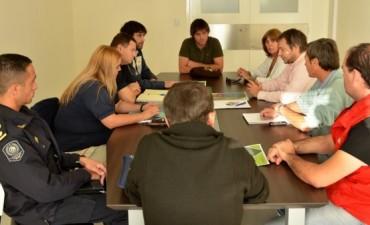 Nueva reunión del Comité de Trauma Local
