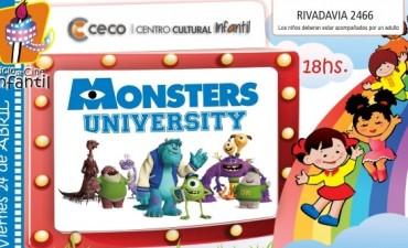 Comienza el ciclo de cine infantil en el CECO