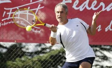 Tenis: Se suspendió el Torneo Nacional de Veteranos