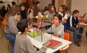 La escuela abre sus puertas a la matemática