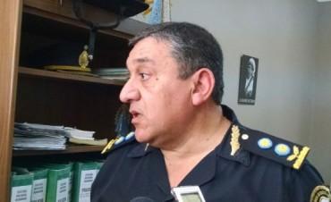 El Comisario Albertario quedó confirmado como Jefe Distrital