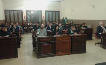 TEO, carné de conducir para bomberos y Estela de Carlotto los temas de la primera sesión del HCD