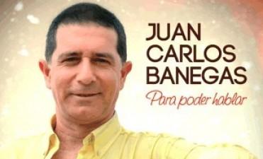 Presentación del CD de Juan Carlos Banegas