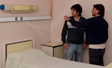 Pediatría del Hospital cuenta con un sistema centralizado de oxigenación
