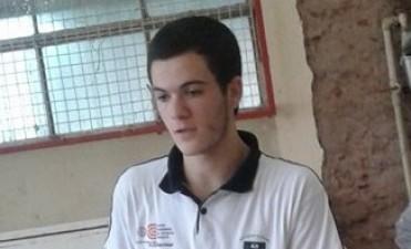 Bochas: Facundo Vazzano fue elegido para representar a la provincia en el 4° Argentino Sub 23.