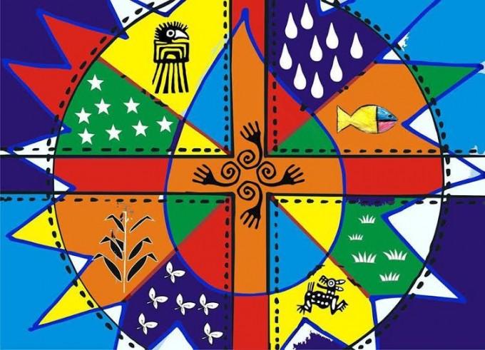 """Actividad por el """"Día del Indígena Americano"""""""