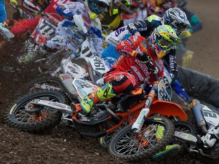 Mundial de Motocross en Villa La Angostura