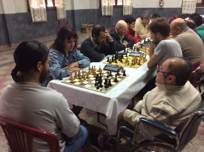 Ajedrez:Abierto Mariano Moreno
