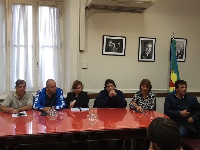 """Vidal debe reglamentar la Ley porque fue un compromiso que adoptó a la hora de sancionarse el presupuesto"""""""