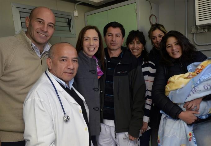 Vidal se vacunó y convocó a protegerse contra la gripe