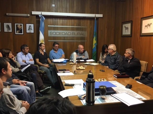 Se realizó la tercera reunión del Consejo de Seguridad Municipal