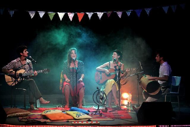 La banda Perotá Chingó llega a Olavarría