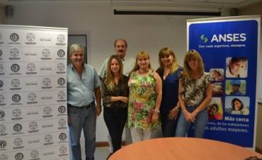 ATSA-La Plata cedió un espacio para un operativo de ANSES