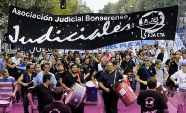 Nuevo Paro de Judiciales